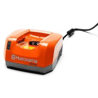 Husqvarna QC500 Schnellladegerät (500W/230V)