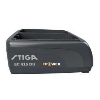 Stiga Ladegerät EC 415 D Doppel