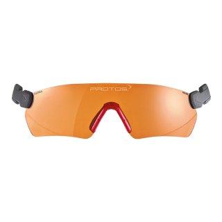 Protos Integral Schutzbrille Orange